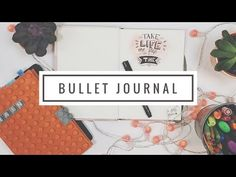 Ce este un Bullet Journal? - YouTube