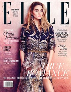 We Promise You'll Want Every Single Piece Olivia Palermo Wears in This Cover Shoot