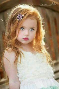 Beautiful little princess So Cute Baby, Cute Kids, Cute Babies, Precious Children, Beautiful Children, Beautiful Babies, Beautiful Eyes, Beautiful People, Beautiful Redhead