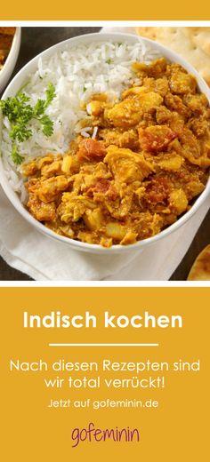 Chicken Tikka Masala, Chicken Korma, Dal ... Lecker!