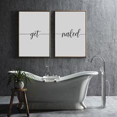 So Fresh And So Clean Clean sign, Set of 2 prints, Printable Bathroom Wall Art, Funny Bathroom Art, Funny Bathroom Art, Bathroom Artwork, Bathroom Prints, Modern Bathroom Decor, Bathroom Humor, Bathroom Wall Decor, Bathroom Interior Design, Wall Art Decor, Bathroom Ideas