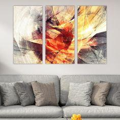 Τρίπτυχος πίνακας σε καμβά Winter Passion Decoupage, Frames, Digital Art, Tapestry, Paintings, Interiors, Home Decor, Hanging Tapestry, Tapestries