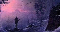 The Long Dark - Sawed-Off Shotgun & Machete Locations (Survival Mode) Roadside Picnic, The Long Dark, Survival Mode, Shotgun, School Projects, Best Games, Apocalypse, Random Things, Video Games