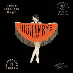 High on Rye :: @drinkslowandlow by land_boys