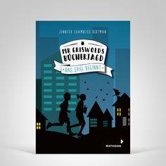 Jennifer Chambliss Bertman: Mr Griswolds Bücherjagd. Das Spiel beginnt. #kinderroman #schnitzeljagd #abenteuer #rätsel #lesen