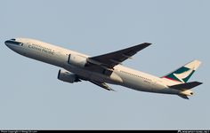 B-HNC Cathay Pacific Boeing 777-267