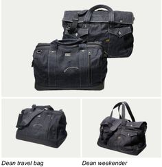 G-STAR RAW DENIM MEN'S BAG