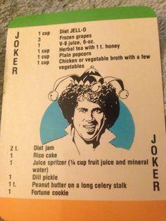 deal a meal diet menu