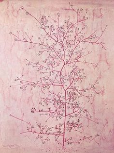 Paul Klee | Pink Spring in deep Winter