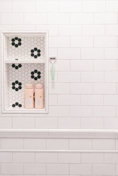 Our cozy cottage farmhouse inspired small master bathroom remodel is finally finished, so today were taking you through Cozy Cottage, Cottage Style, Cottage Farmhouse, Small Bathroom, Master Bathroom, The Tile Shop, Medicine Cabinet Mirror, Glass Shower Doors, Barn Lighting