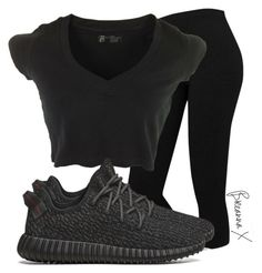 A fashion look from September 2015 featuring t shirts, cropped trousers and flats sneakers. Browse and shop related looks. Swag Outfits For Girls, Chill Outfits, Girls Fashion Clothes, Sporty Outfits, Teenager Outfits, Mom Outfits, Teen Fashion Outfits, Athletic Outfits, Cute Casual Outfits