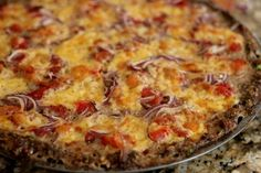 Ένα ξεχωριστό είδος πίτσας εξ Ιταλίας που γίνεται με κιμά, αυγά, μυρωδικά, ντομάτα και τυρί, όπου ο κιμάς παίρνει τη θέση της βάσης - ζύμης. Θυμίζει αρκετά το, γνωστότερο σε μας, ρολό, όμως τα μυριστικά, η σάλτσα και το τυρί κάνουν το φαγητό αυτό μια πανδαισία μεσογειακών γεύσεων και αρωμάτων.