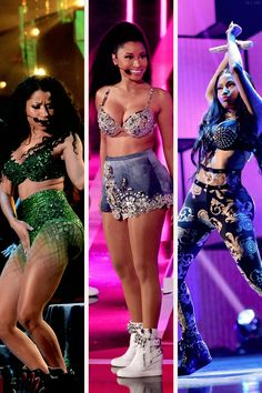 Nicki Minaj x Anaconda performances