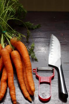 How To Cut, Slice & Dice Carrots