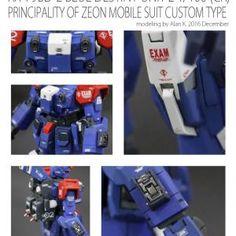 Mobile Suit, Gundam, Destiny, The Unit, Blue