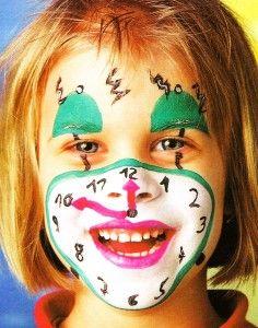 trucco-viso-carnevale-clown-sveglia