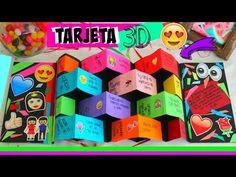 TARJETA 3D EXPANDIBLE - YouTube