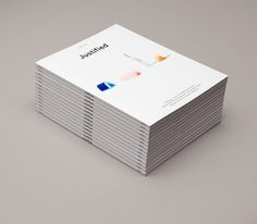 Justified No.3 on Behance