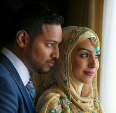 Muhammad and Ayesha