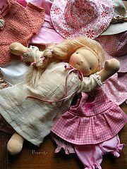 Little Bubu (Puppula) Tags: waldorf waldorfdoll lutka steinerdoll