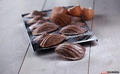 Receita de Madalenas de chocolate. Descubra como cozinhar Madalenas de chocolate de maneira prática e deliciosa com a Teleculinária!