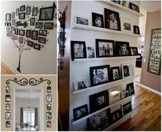 Family Art Walls
