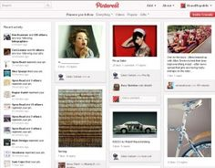 Pinterest drives more traffic than Twitter, LinkedIn and Google+ [infographic]
