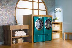 Modern Laundry Photo by Electrolux - Homeclick Community