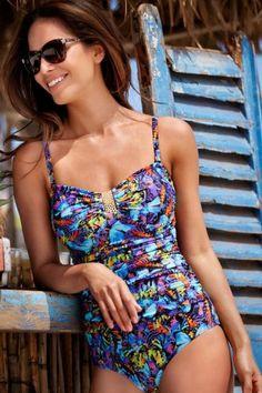 9915f63ac51ae 48 Best Plus-size Swimwear images   Plus size swimsuits, Plus Size ...