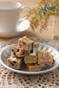 イギリスの伝統的なお菓子「ファッジ」 が想像以上に美味しくて病み付き〜! スイーツ大好きさん!これは作る価値ありです