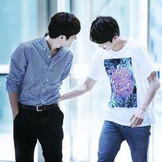 Myungsoo and Sungyeol