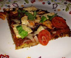 Variation von Low Carb Zucchini-Pizza - mit Chiasamen by keksprinzessin on www.rezeptwelt.de