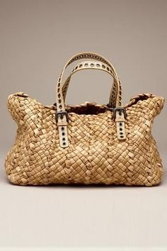 My Bags, Purses And Bags, Ethnic Bag, Basket Bag, Purse Styles, Fabric Bags, Summer Bags, Knitted Bags, Handmade Bags