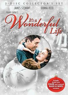 It's A Wonderful Life (Two-Disc Collector's Set) DVD ~ James Stewart, http://www.amazon.com/dp/B000VDDDVO/ref=cm_sw_r_pi_dp_N09.rb0FV5FCM