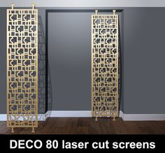 16 best Art Deco screens and laser cut fretwork patterns images on ...