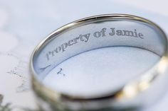 mens wedding rings! Property of!