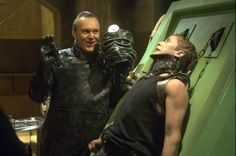 Anthony Head as Nathan Wallace aka Repo man in Repo! The Genetic Opera