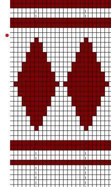 C2c Crochet, Crochet Chart, Crochet Beanie, Bead Loom Patterns, Cross Stitch Patterns, Knitting Patterns, Crochet Patterns, Knitting Charts, Knitting Stitches