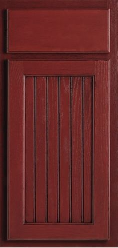 Barn Red Kitchen Cabinets Petersburg Square Groove