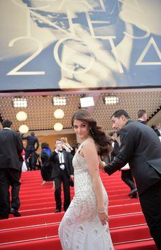 Cannes Film Festival 2014: Aishwarya Rai Bachchan at Deux Jours Une Nuit Premiere (Photo)