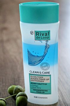 Rival de Loop Clean & Care Ölhaltiger Augen Make-up Entferner  1,45€