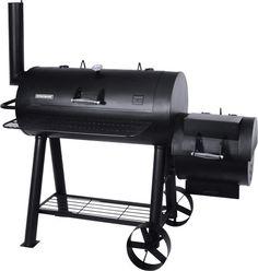 New Braunfels Hondo Classic Charcoal Smoker Us