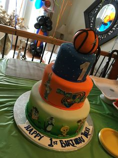Space jam party