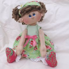 Hearing Aid doll – customised | The Ruby Range