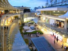 MILAN OUTDOOR MALL | Title: Centro Commercial Antara Polanco Shopping Mall