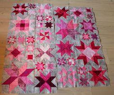 Variationen in Pink