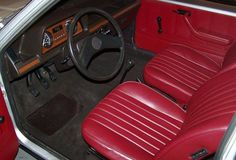 Image result for ford fiesta mk1 interior