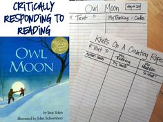 I developed and delivered this presentation for South Mebane Elementary School in Alamance County. The focus was higher order thinking and critical thinking sk… Question Stems, 21st Century Classroom, Owl Moon, Higher Order Thinking, Common Core Ela, A Classroom, Reading Strategies, Critical Thinking, Fifty Shades