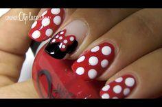 Creativenailart Disney nail art
