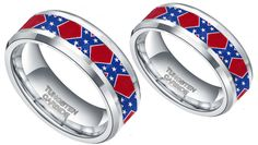 Southern Sisters Designs - Dixie Flag His